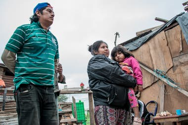 For many families, access to a TECHO emergency home means a radical change in their quality of life