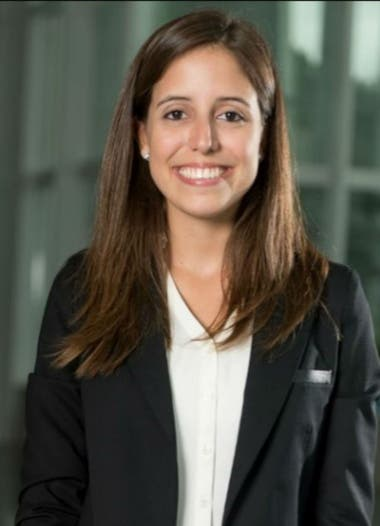 Ana, 26, is an economist and the only woman among the five Argentines who entered the Harvard MBA