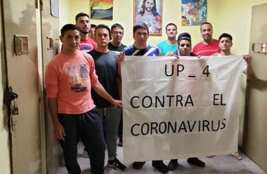 Detainees detained in Buenos Aires prisons decided to restrict visits to prevent the proliferation of the coronavirus within the walls