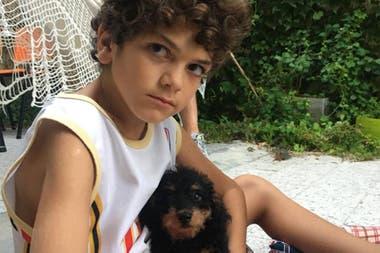 Joaquin met his donor on Skype