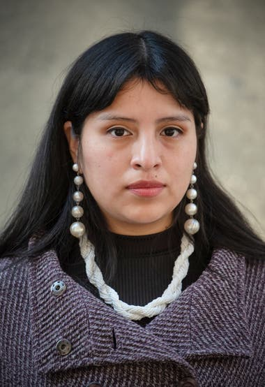 Flora Alvarado: