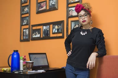 Por sus rasgos afro, en numerosas ocasiones a Mailen Lamadrid la han considerado extranjera