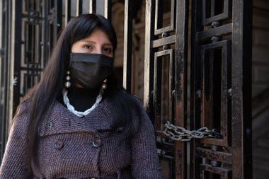 Flora Alvarado asegura que sintió un trato discriminatorio durante sus épocas de estudiante en el Colegio Nacional Buenos Aires
