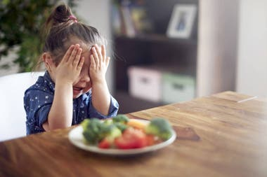 Although Teria is little diagnosed, in the doctor's offices the consultations by boys and girls who are selective with the foods are growing;  restriction can lead to obesity, malnutrition and anorexia