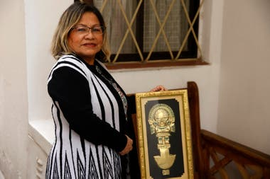 """""""There are still many prejudices and stereotypes to overcome,"""" says Natividad Obesa, who arrived from Peru in 1994."""