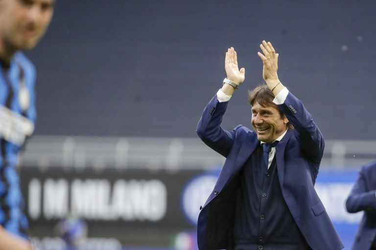 Not even winning the first Inter Scudetto in 11 years shielded Antonio Conte