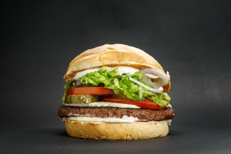 Not kevin, the burger plant based by Kevin Bacon