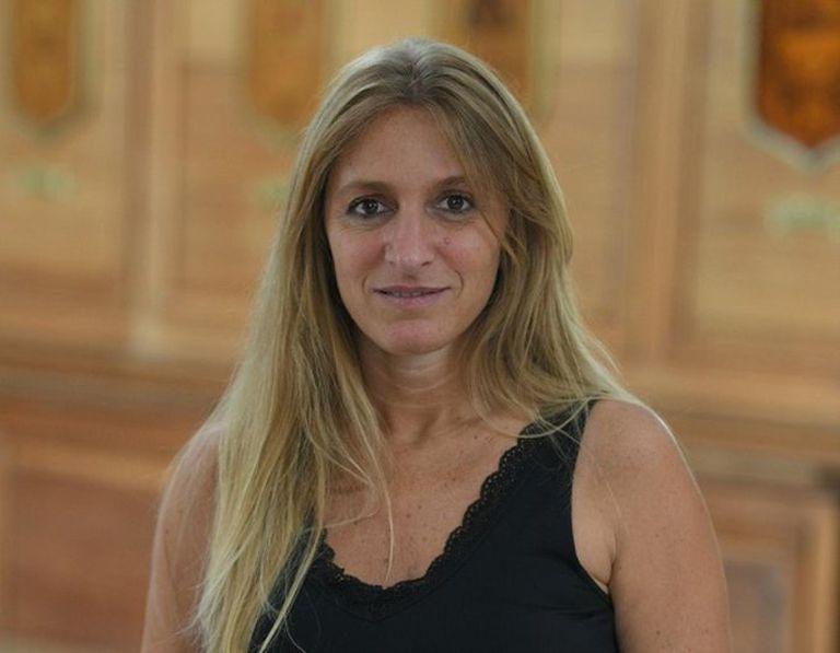 Florencia Carignano, National Director of Migration