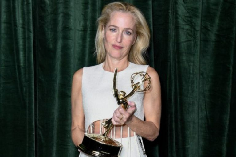 Anderson won Best Supporting Actress in a Drama Series for her portrayal of